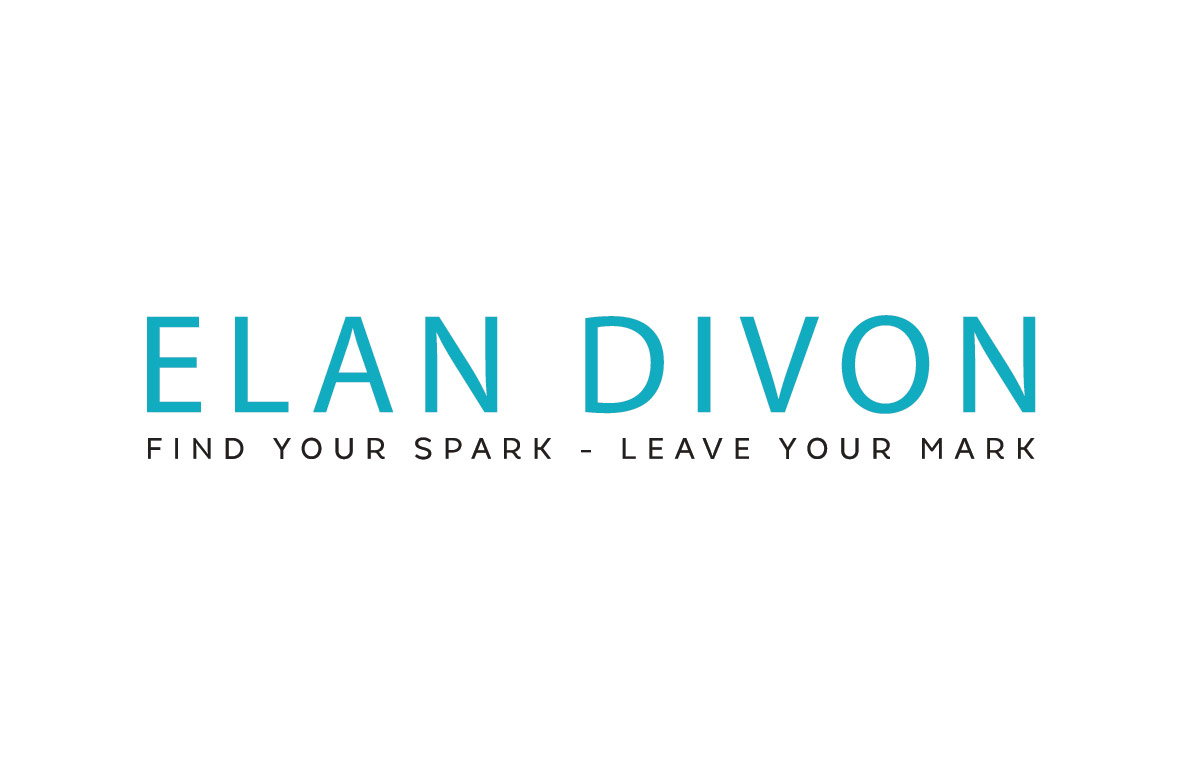 Elan Divon Author Branding Design