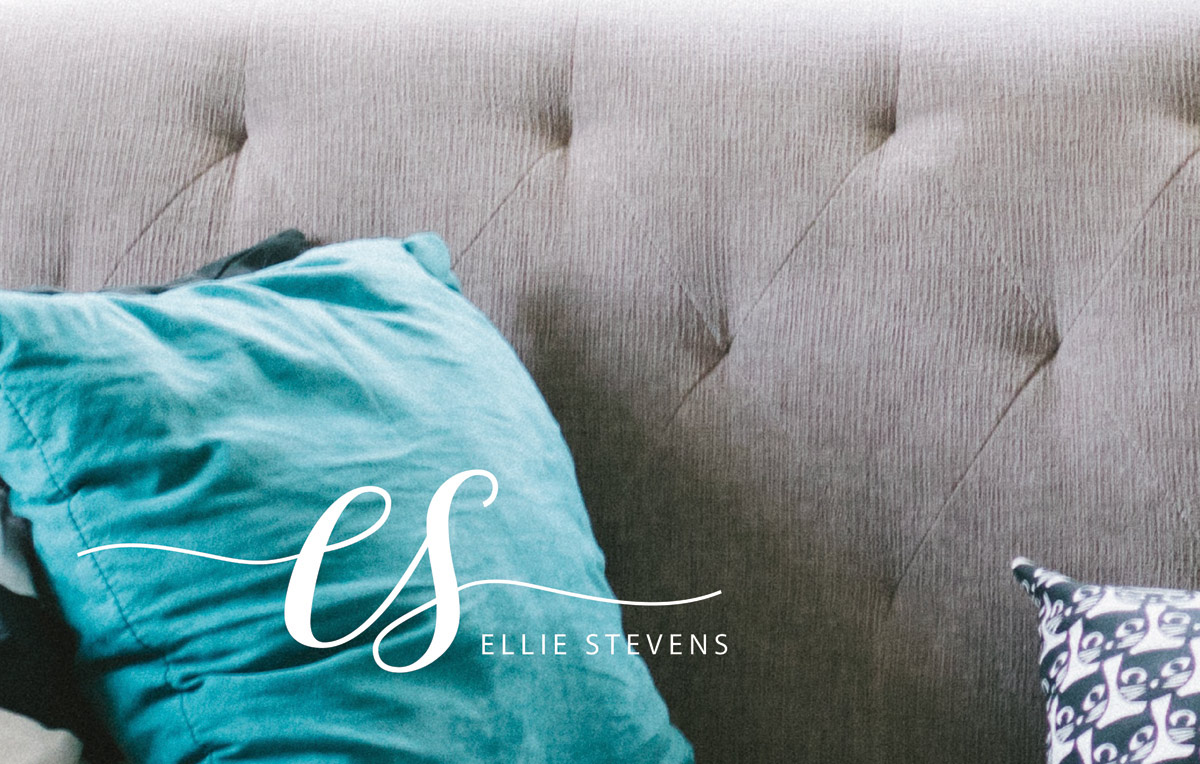 Ellie Stevens Real Estate Agent Brand Design