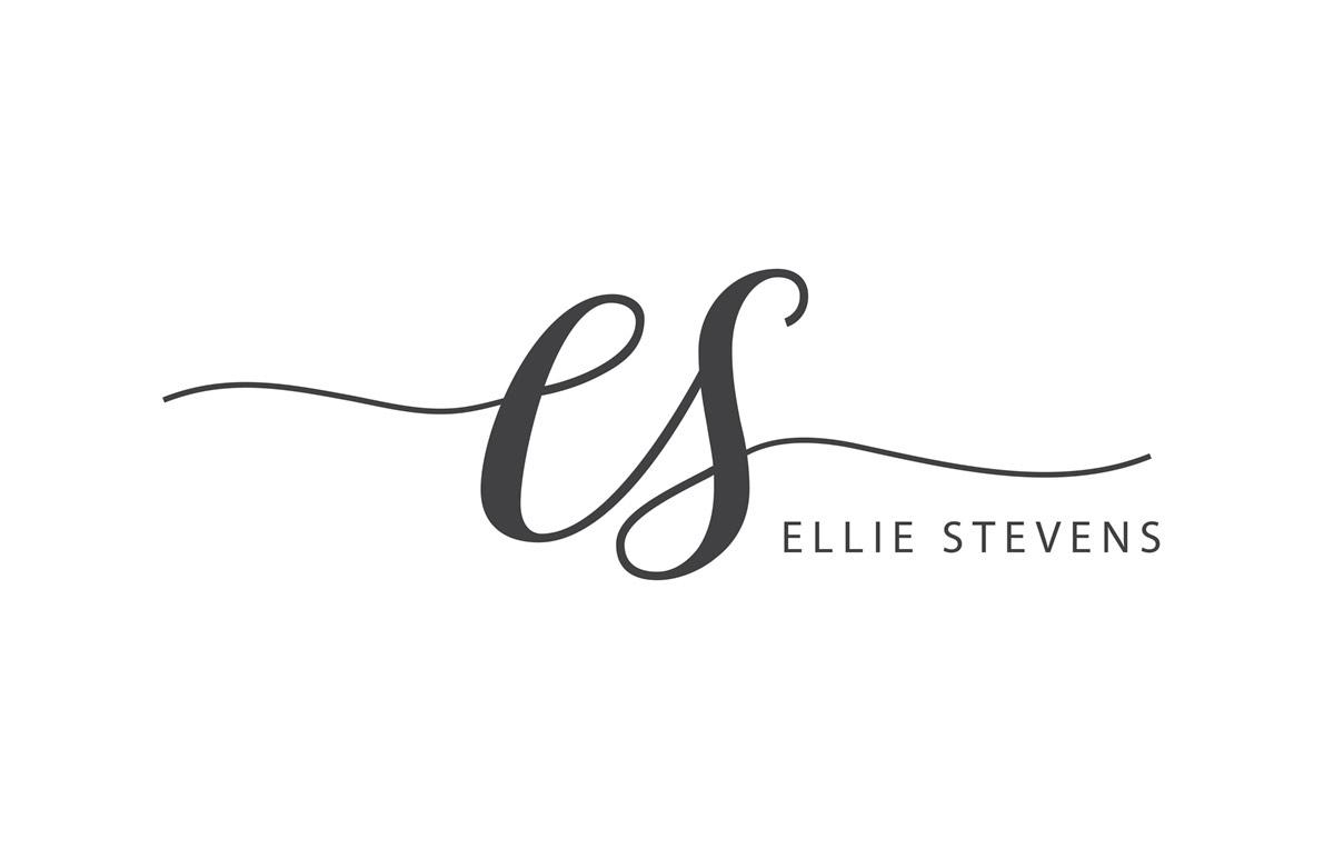 Ellie Stevens Realtor Logo Design